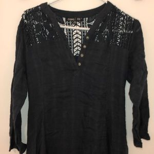 Anthropologie Gypsy Global Village dress